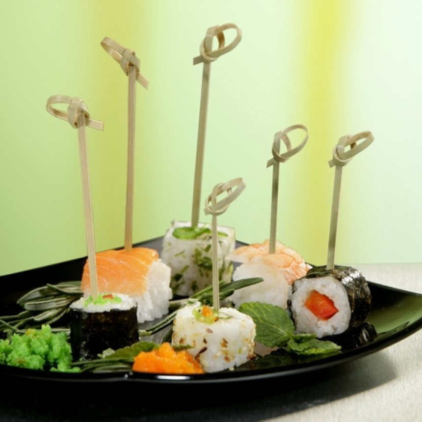 Kreativne Papstar finger food Pikalice