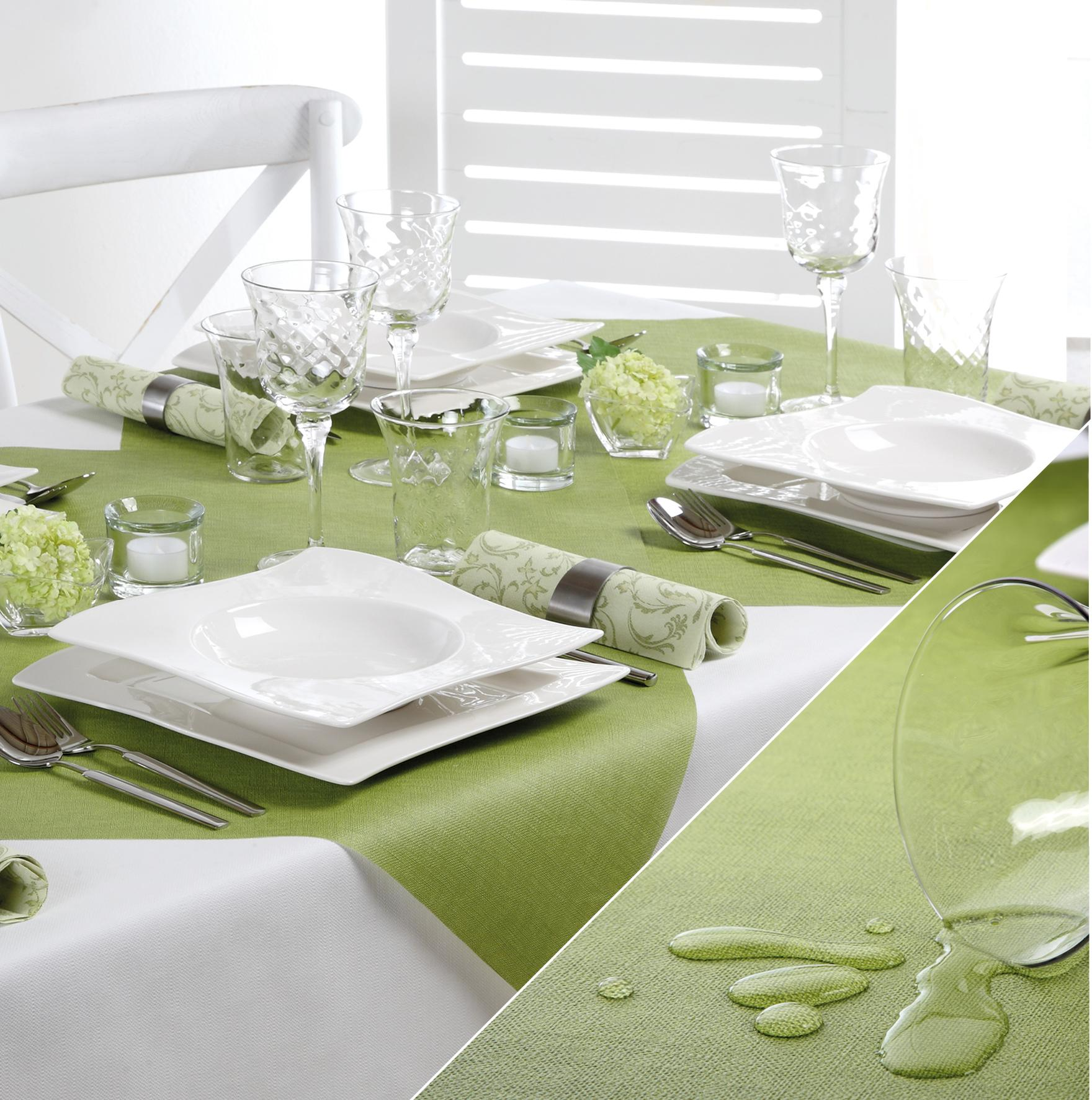 Image result for žuto zelena dekoracija stola