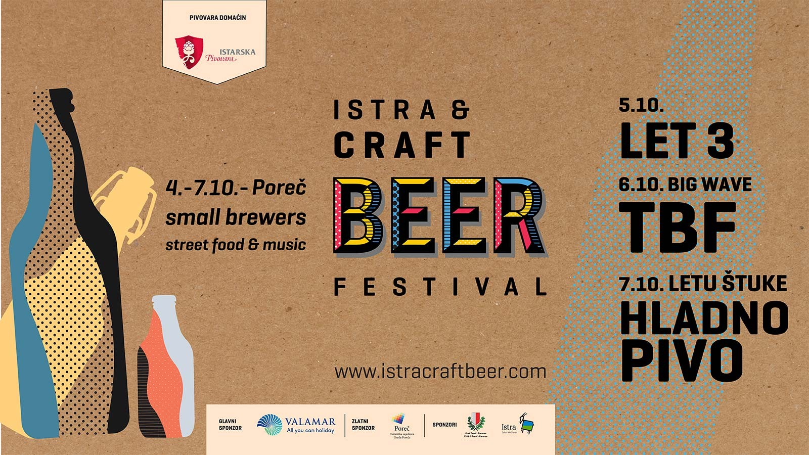 Istra & Craft Beer Festival