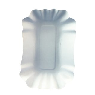 Papirnati tanjur za pommes i ostale grickalice