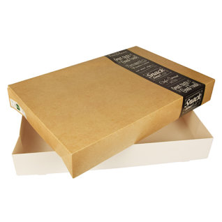 Kutija za hranu Pure s praktičnim poklopcem