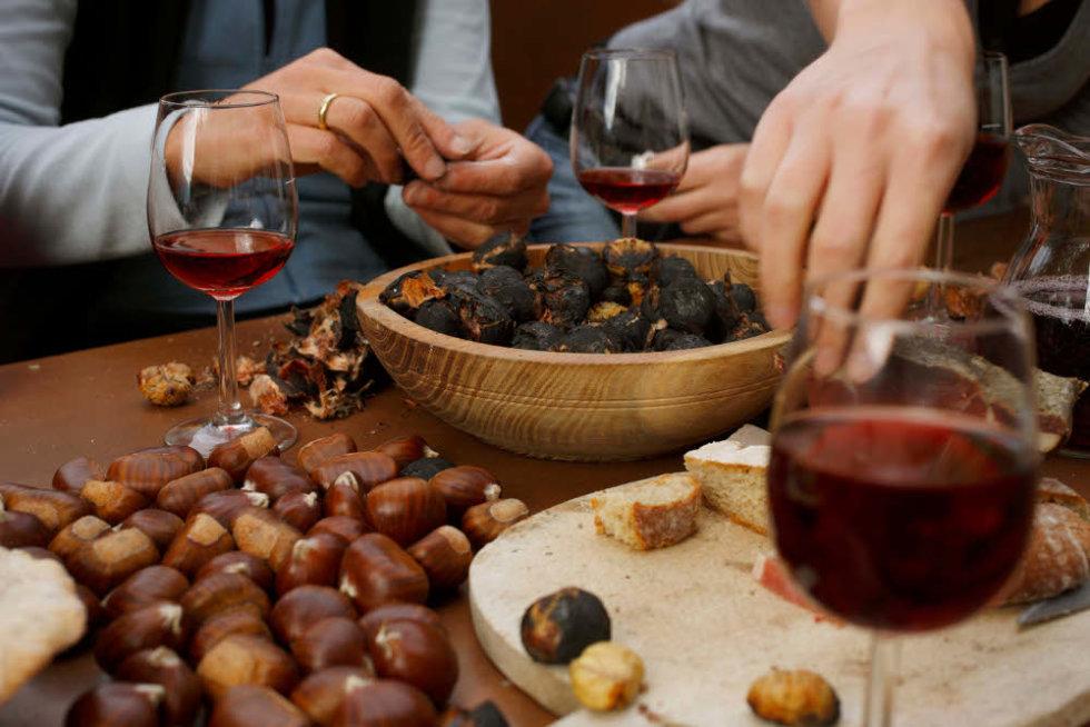 Kesteni i mlado vino: pripremite pravi jesenski party