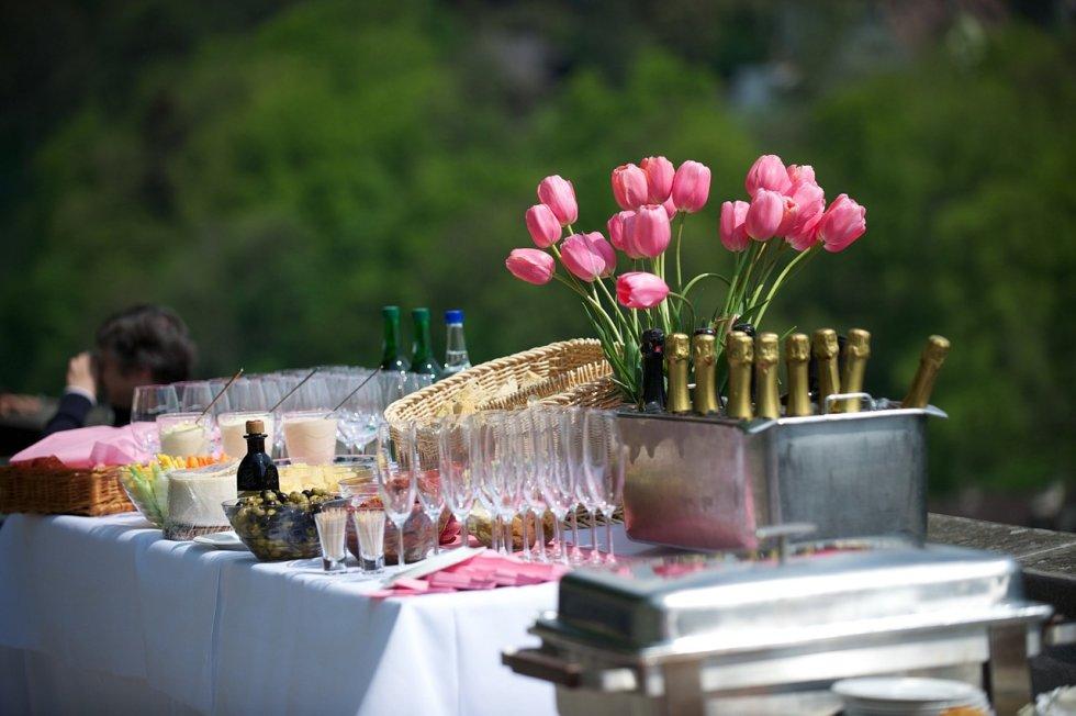 Vrtni party